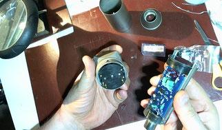 RODE NT2 - smontaggio capsula