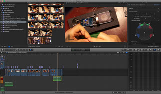 Final Cut in Surround sul Mac