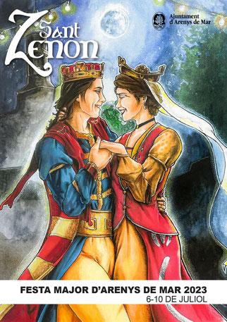 Fiestas en Arenys de Mar Festa Major de Sant Zenon