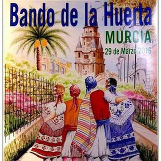 Fiestas en Murcia Bando de la Huerta 2016