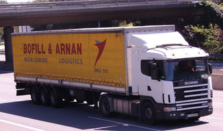 The forwarding business of Bofill & Arnan will be taken over by Kerry Logistics  -  company courtesy