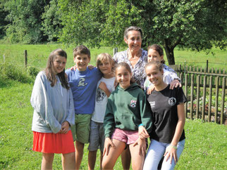 German and English Language Summer Camp in Tyrol Austria