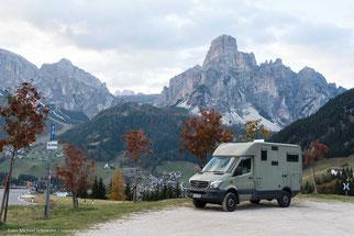 Mit dem Wohnmobil in Italien: Reisetipps