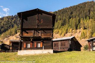 Walliser Haus