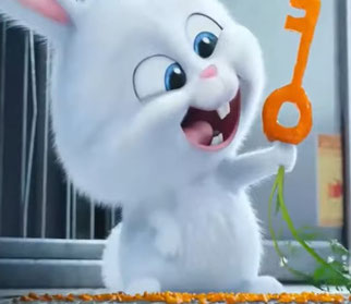 "Snowball in ""The Secret Life of Pets"" (2016)"