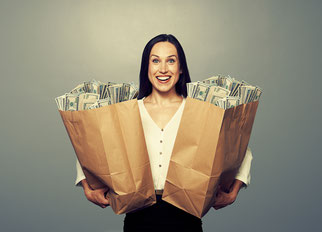 salaris geld verdienen loon verdienen