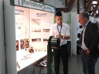 Fotos: Pfleiderer Deutschland GmbH/ Theresa Naumann