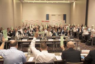 Delegierte aus ganz Bayern wählten das neue Präsidium der DLRG Bayern