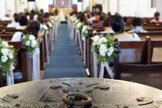 Den Hochzeitstag planen
