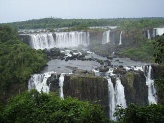Cataratas de Iguazú: Foto (CC): Por Manogr