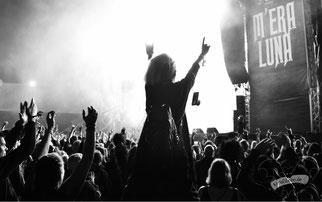 M'era Luna Festival 2017 / Foto: Dunkelklaus