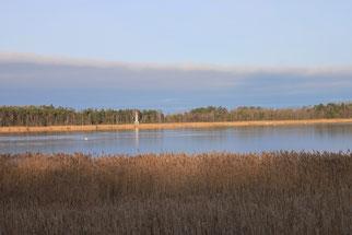 Blick auf die Insel Bock