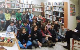 Bibliothèque Chassignolles