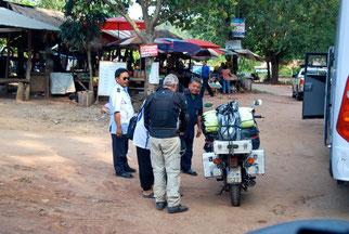 Detlef - der Star bei den Thais