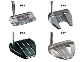 Secret-Models des Golfsports  -  Foto: Evnroll Putters