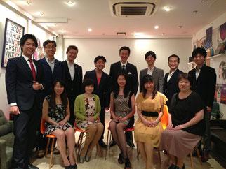 俳優伊藤芳則さん、大手結婚相談所の人気講師片桐麻衣さんとのコラボ「男と女の究極の扉」