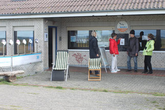 Die Naturstation Bottsand - Foto: NABU / C. Harrje