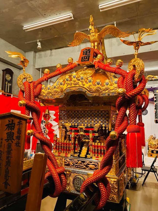 牛嶋神社祭礼(亀澤四丁目) @神輿コブさん