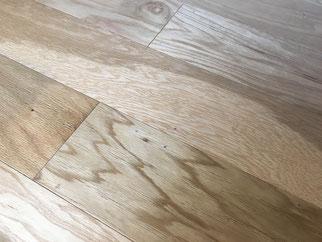 床なり 補修 無垢フローリング 新潟 アンドウッド