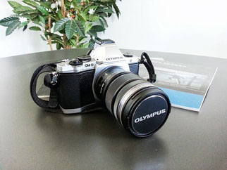 Die Olympus E-M5 High Tech