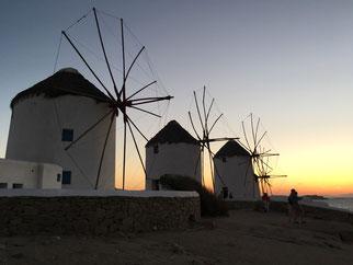 Mykonos Griechenland Blog