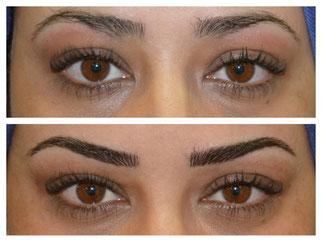 Super Maquillage semi-permanent - Dermopigmentation - wellness-azurea ! UD-44