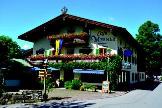 Konditorei-Café Mesner in Schliersee