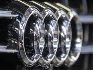 Auch Audi soll bei Abgasmessungen illegale Software eingesetzt haben. Foto: Ronald Wittek