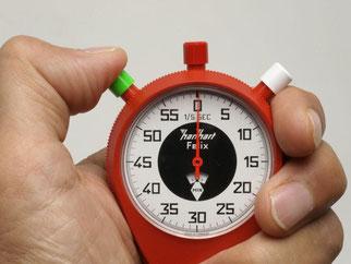Arbeiten nach Stoppuhr? Flexible Formen der Arbeitszeitgestaltung sind heute in vielen Firmen an der Tagesordnung. Foto: Chromorange/Matthias Stolt