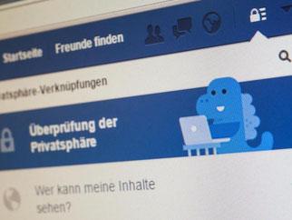 Um den neuen Facebook-AGBs zu entgehen, kann man nur seine Mitgliedschaft bei dem sozialen Netzwerk beenden. Foto: Andrea Warnecke