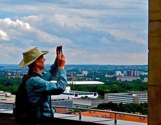 Aussicht vom Turm der Frauenkirche