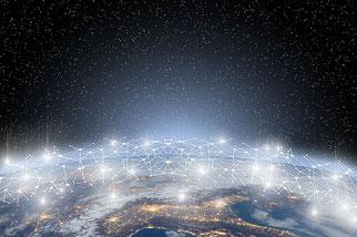 Blockchain Welt