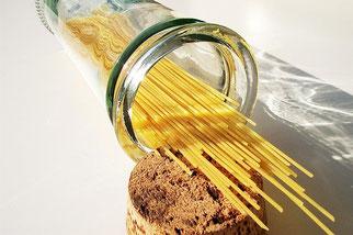 Spaghetti Glas