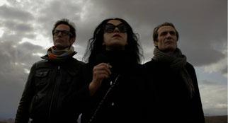 Marjane Satrapi et ses deux amis (©UrbanDistribution)