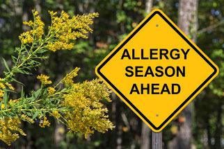 Pollen Allergie Symptome