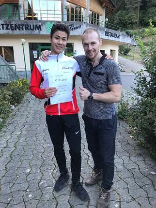 Anton Kovalevskyi und Raphael