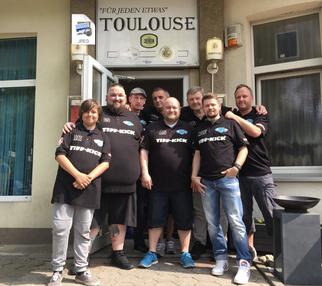 Leben wie Gott in Frankreich: SchlaBOs im Toulouse