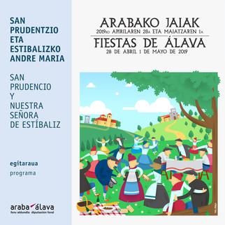 Fiestas en Vitoria Gasteiz San Prudencio