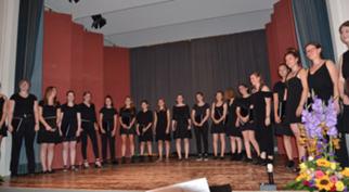 Auftritt Jugendkammerchor St. Margareta