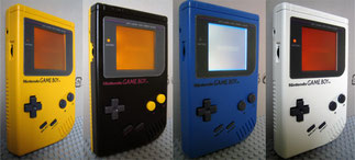 new Special Edition Game Boys in shop