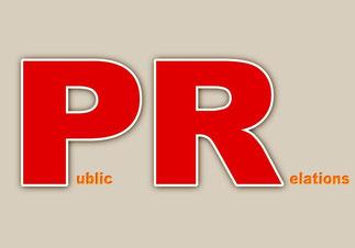 PRはパブリック・リレーションズ(Public Relations)の略語