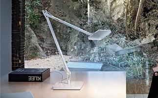 Flos Calvin LED Tischleuchte Funktionsleuchte