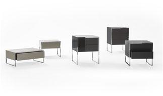 nachttische kommoden dr hne. Black Bedroom Furniture Sets. Home Design Ideas