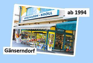 Spielwaren-Kröll - 1994 - Gänserndorf