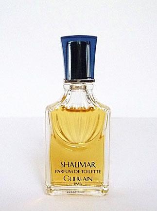 SHALIMAR : PARFUM DE TOILETTE,  MINIATURE SEULE