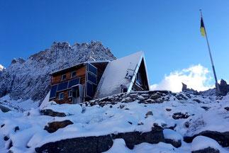Hochtour Galenstock mit Sidelenhütte