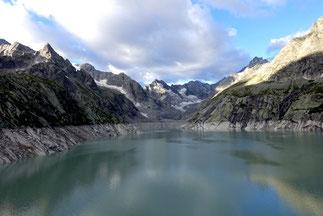 Alpines Klettern Bergell Albigna Badile