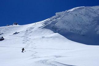 Skitour Skihochtour Wallis Haute Route