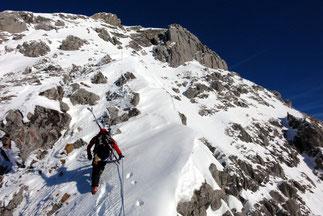 Skitour Engelberg Titlis Rundtour