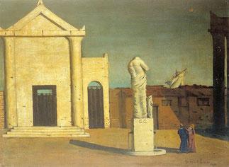 「秋の午後のメランコリー」(1910年)